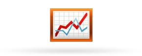 今後の研究活動に生かすため装置利用率を一発集計