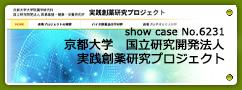No.6231 京都大学 国立研究開発法人 実践創薬研究プロジェクト