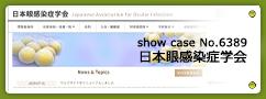 No.6389 日本眼感染症学会